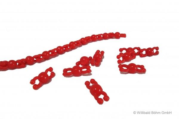 """Perlenkette """"Pia"""", rot"""