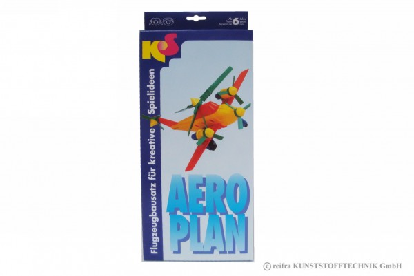 Aeroplan - Kinder Flugzeug Spielzeug