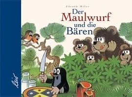 Miler, Der Maulwurf und die Bären Mini - Kinderbuc