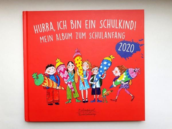 Hurra, ich bin ein Schulkind 2020