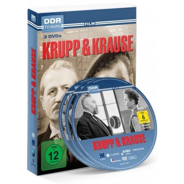 Krupp und Krause DVD