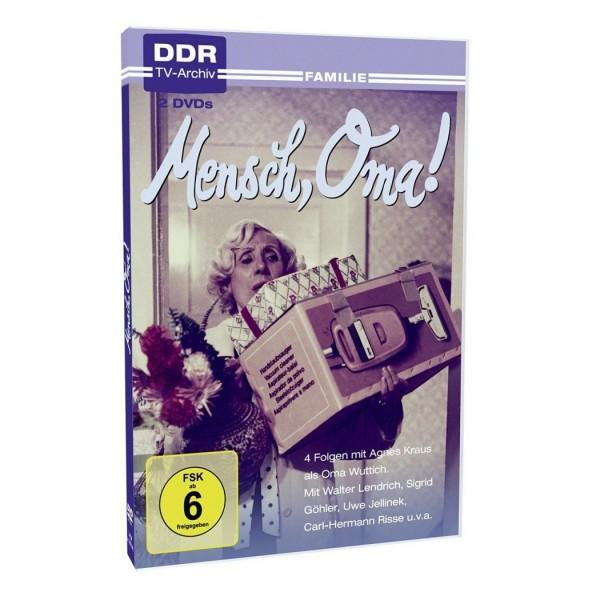 DVD Mensch Oma (DRA)