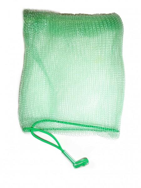 Seifennetz grün