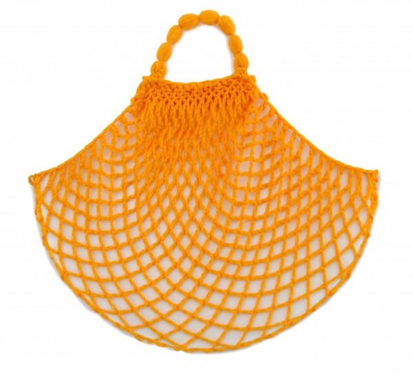 Einkaufsnetz kult orange