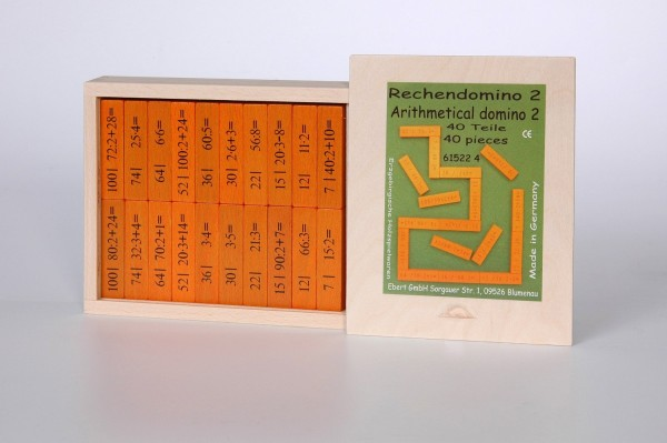 Rechendomino II
