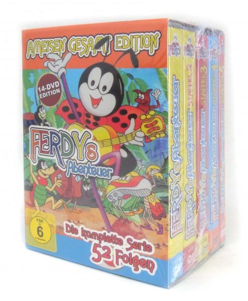 Ferdy - Die Ameise - die komplette Serie