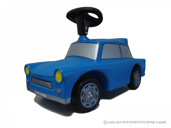 """Babyrutscher """"Trabant"""" blau"""