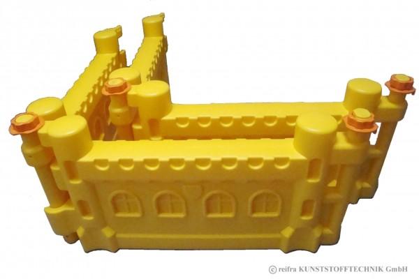 Ergänzung für Spieleburg, gelb
