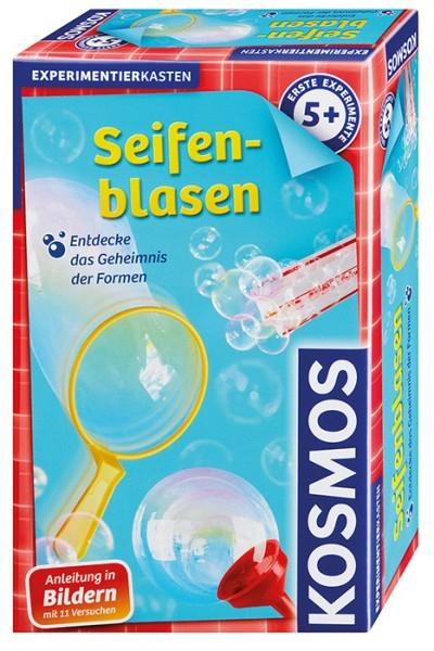 Erste Experimente Seifenblasen