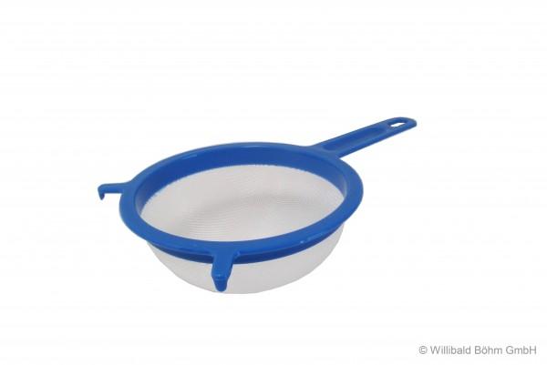 Passiersieb 16 cm, pastell-blau
