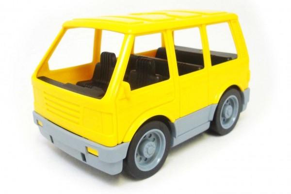 Junior Car Serie  Bus  gelb