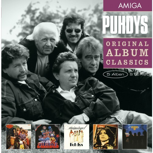 Puhdys. Original Album Classics  CD