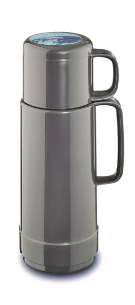 Isolierflasche 80,  0,5 L, silver light
