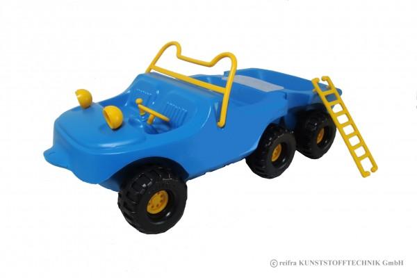Buggy mit Hänger, blau
