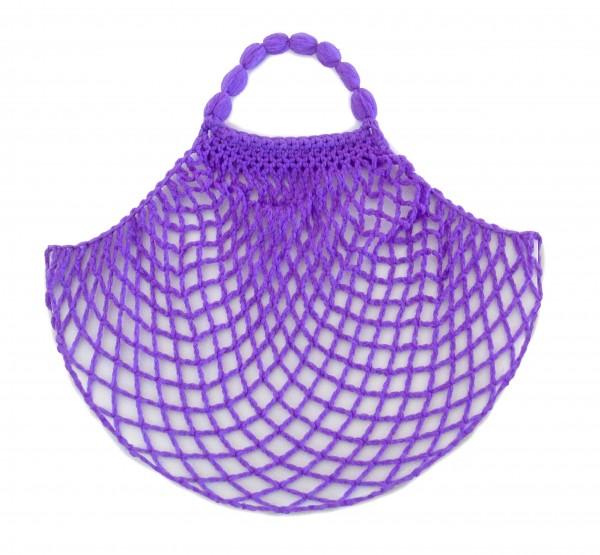 Einkaufsnetz kult lila