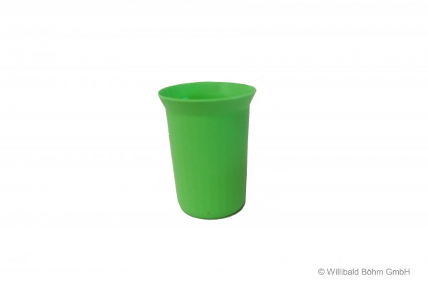 Trinkbecher, 0,25 l, pastell-hellgrün
