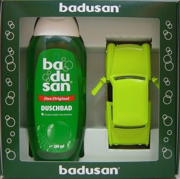 Geschenkset Badusan mit Trabi