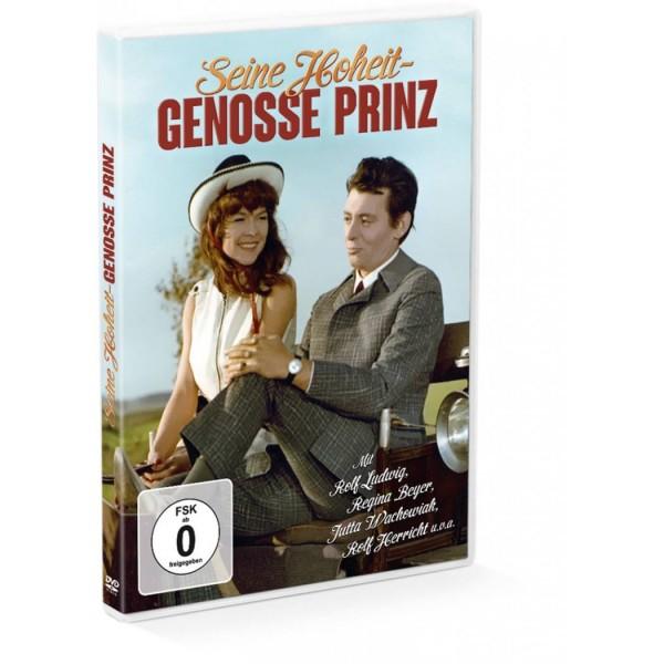 DVD Seine Hoheit - Genosse Prinz