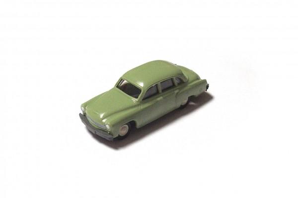 Wartburg 311 Maßstab 1:120 (TT) pastellgrün