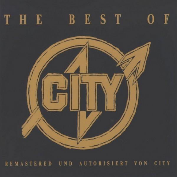 City - Best of City --CD