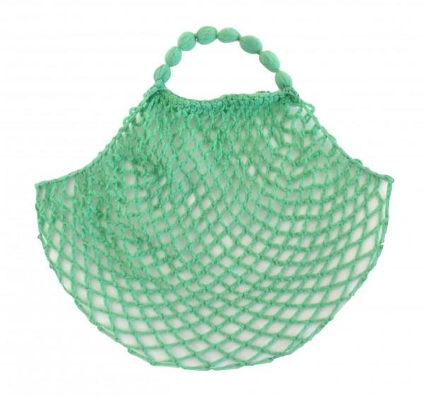 Einkaufsnetz kult grün