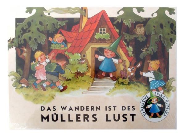Würfelspiel - Das Wandern ist des Müllers Lust