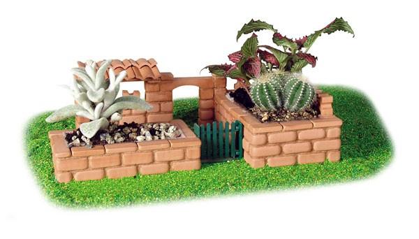 Kleiner Garten - 2 Pläne