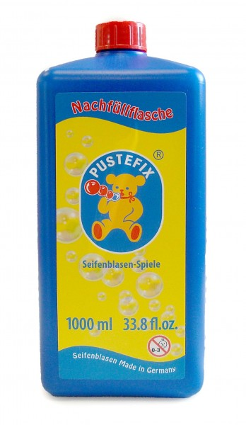 Pustefix - Nachfüll-Maxi Flasche (1000ml)