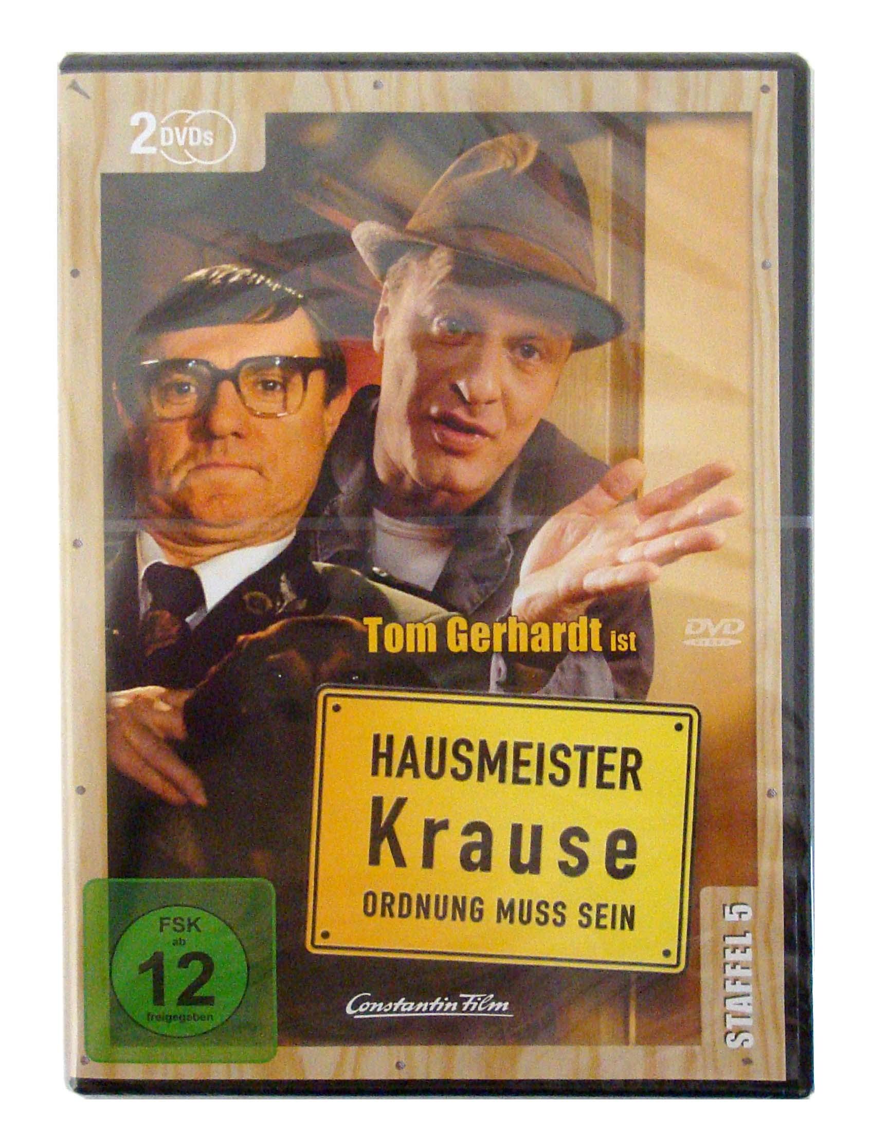 Hausmeister Krause Folgen