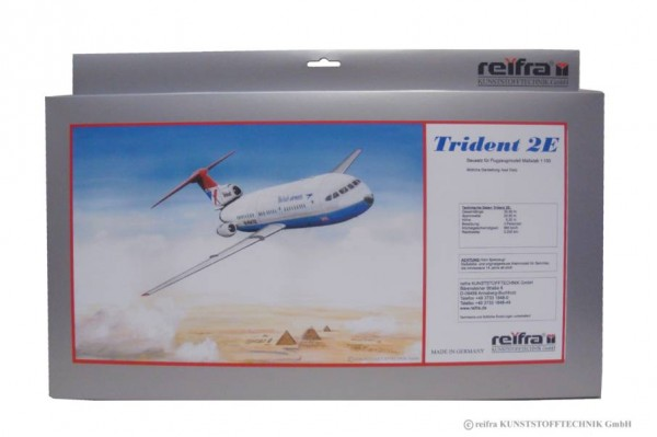 Flugzeugmodell Trident 2E