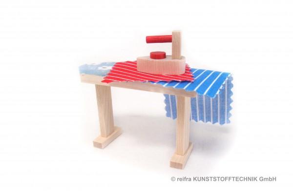 b gelbrett b geleisen f r puppenstube puppenhaus zubeh r reifra kunststofftechnik gmbh. Black Bedroom Furniture Sets. Home Design Ideas