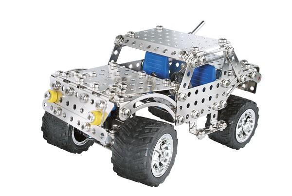 Metallbaukasten - Jeeps