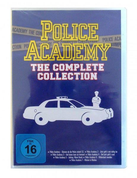Police Academy  1-7  (Box-Set)