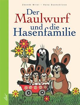 Der Maulwurf und die Hasenfamilie - Kinderbuch Buc