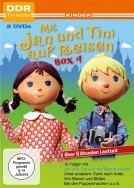 Mit Jan und Tini auf Reisen - Box 4 DVD