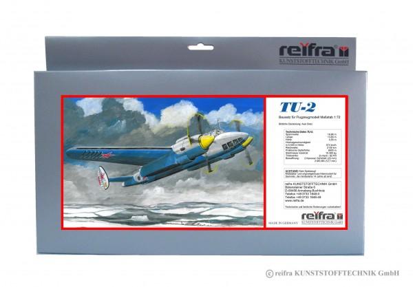 Flugzeugmodell TU 2