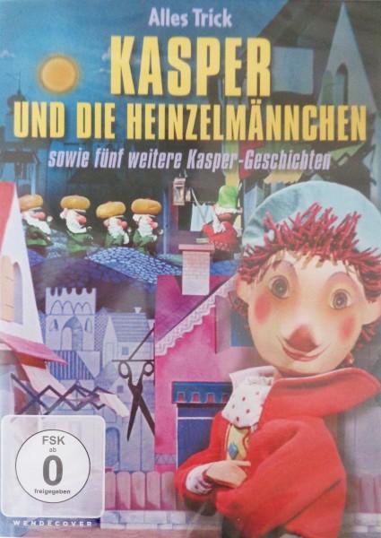 Kasper u. die Heinzelmännchen u. 5 Geschichten