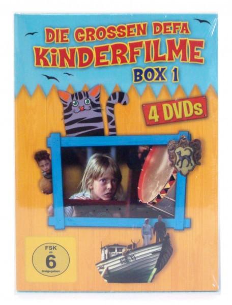 Die großen DEFA Kinderfilme  BOX 1