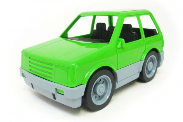 Junior Car Serie PKW  grün