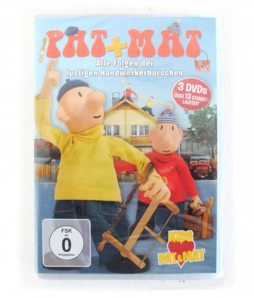 Pat & Mat - Komplette Edition - DVD