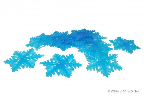 Eiskristall, 12-er Pack, eisblau