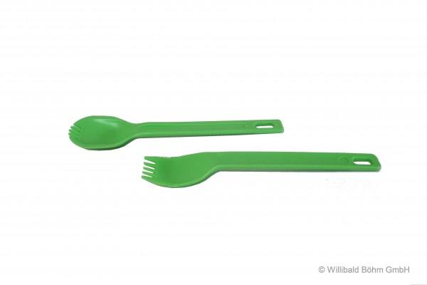 Einhandbesteck, Farbe: pastell-hellgrün