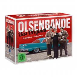 Die Olsenbande DVD-Box 13 Filme auf DVD plus Bonus