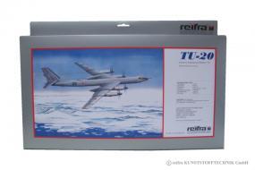 Flugzeugmodell TU 20