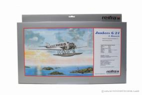 Flugzeugmodell Junkers 24 Bauserie 2
