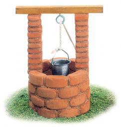 Steinbaukästen - Brunnen